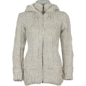 Laundromat Shannon Full-Zip Hooded Sweater - Women's