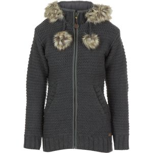 Laundromat Juneau Full-Zip Hooded Sweater - Women's