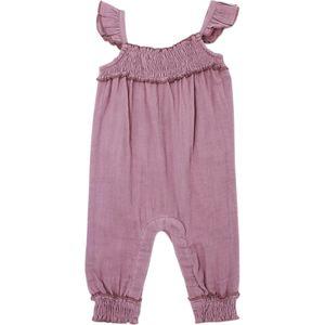 L'oved Baby Muslin Sleeveless Romper - Infant Girls'