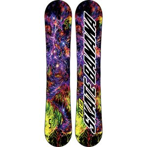 Lib Technologies Skate Banana BTX Snowboard - Assorted Bananas - Narrow