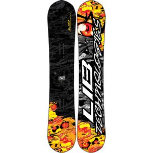 Lib Technologies Hot Knife C3-BTX Snowboard - Wide