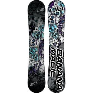 Lib Technologies Banana Magic BTX HP Snowboard