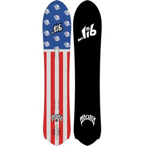 Lib Technologies Mayhem Rocket Snowboard