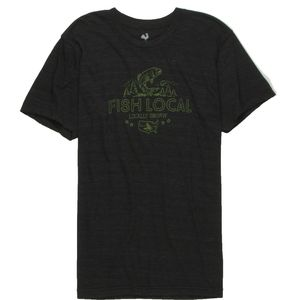 Locally Grown Fish Local Tri-Blend T-Shirt - Short-Sleeve - Men's