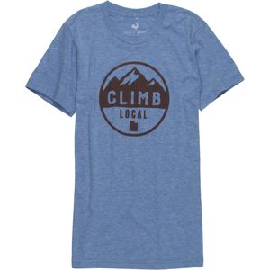 Locally Grown Climb Local Seal Utah Tri-Blend T-Shirt - Men's