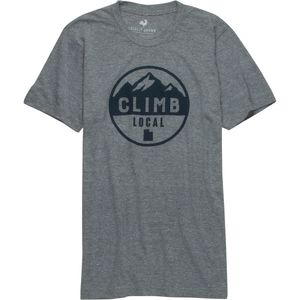 Locally Grown Climb Local Seal Utah Tri-Blend T-Shirt - Short-Sleeve - Men's