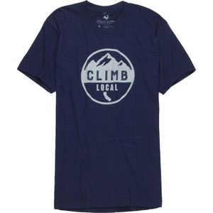 Locally Grown Climb Local Seal California Tri-Blend T-Shirt - Short-Sleeve - Men's