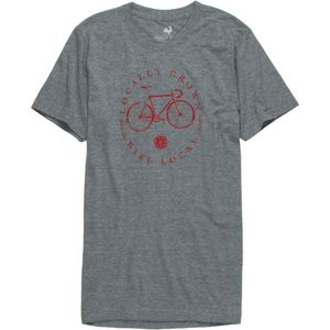 Locally Grown Bike Local Tri-Blend T-Shirt - Short-Sleeve - Men's
