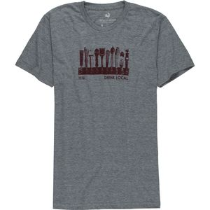 Locally Grown Drink Local Tri-Blend T-Shirt - Men's