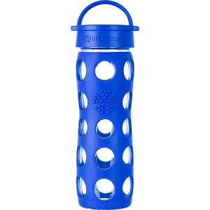 Lifefactory Glass Classic Cap Water Bottle - 16oz