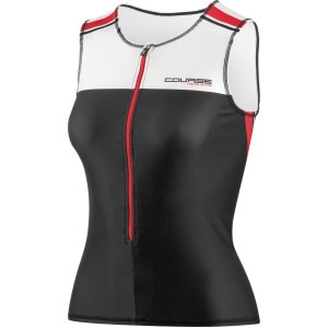 Louis Garneau Tri Elite Course Women's Jersey - Sleeveless