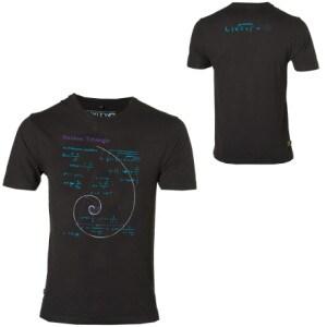 LiViTY Golden Triangle T-Shirt - Short-Sleeve - Mens