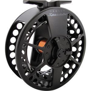 Lamson Black Speedster Fly Reel