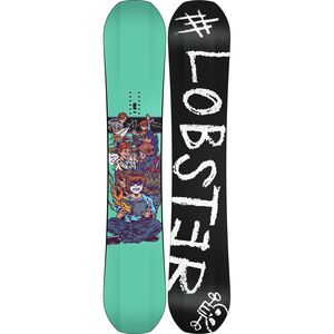 Lobster Parkbaord Snowboard - Wide