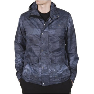 LRG Woodgrain Camo Windbreaker - Men's