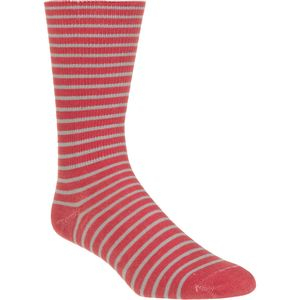 Little River Sock Mill Striped Slouch Sock - Women's