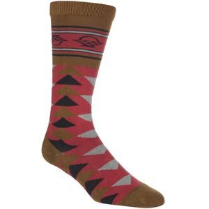 Little River Sock Mill Flying Geese Knee High Sock - Women's