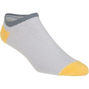 Little River Sock Mill Mini Cable Knit Footie Sock - Women's