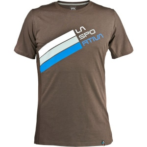 La Sportiva Stripe Logo T-Shirt - Short-Sleeve - Men's