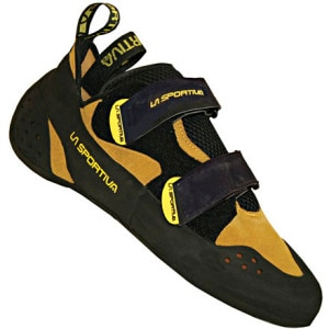 photo: La Sportiva Kumo climbing shoe