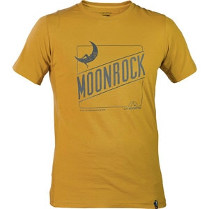 La Sportiva Moonrock T-Shirt - Short-Sleeve - Men's