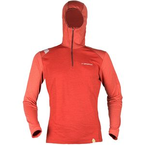 La Sportiva Stratosphere Hooded Shirt - Long-Sleeve - Men's