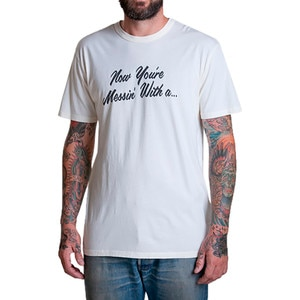 Loser Machine Messin With T-Shirt - Short-Sleeve - Men's