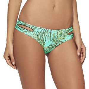 L Space Printed Estella Reversible Bikini Bottom - Women's