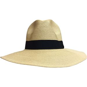 L Space Sunny Days Panama Hat