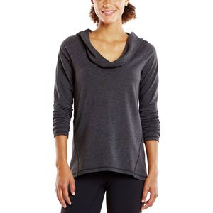 Lucy Surrender Cowl Neck Pullover Sweatshirt - Women's