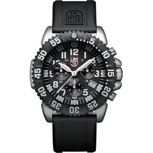 Luminox Navy Seal Steel Colormark Chronograph 3180 Series Watch