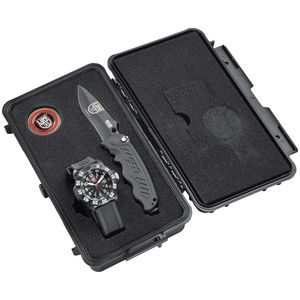 25th Anniversary 44mm Watch & SOG Knife Set