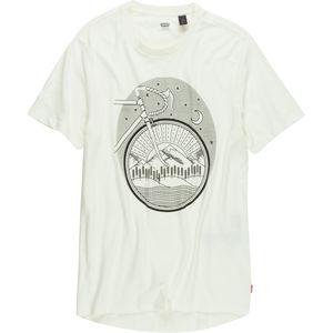 Levi's Commuter Graphic Drop Hem Short-Sleeve T-Shirt - Men's