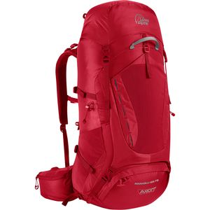 Lowe Alpine Manaslu 65:75 Backpack - 3967-4577cu in