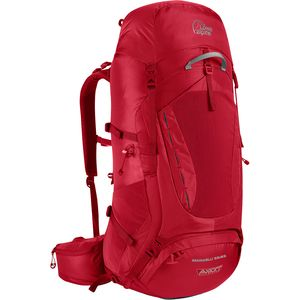 Lowe Alpine Manaslu 55:65 Backpack - 3356-3967cu in