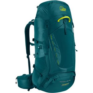 Lowe Alpine Manaslu 55:65 Backpack - 3355cu in