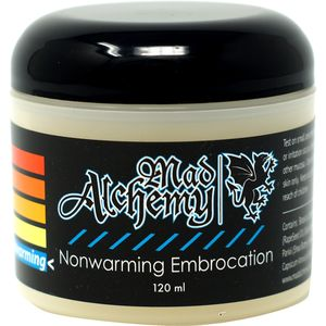 Mad Alchemy Warm Weather Summer Embrocation