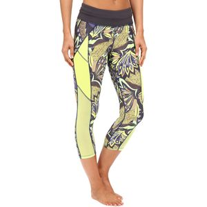 Maaji Hike Pine Capri Tights - Women's
