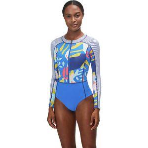 Maaji Underwater Surfer Signature Cut One-Piece Swimsuit - Women's