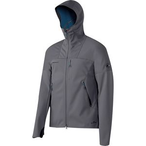 Mammut Ultimate Hooded Softshell Jacket - Men's