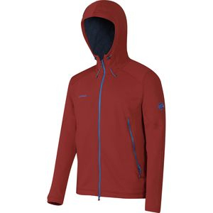 Mammut Trift Hooded Midlayer Fleece Jacket - Men's