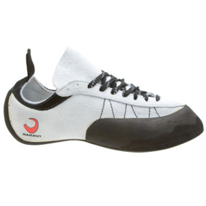 photo: Mammut Tusk climbing shoe