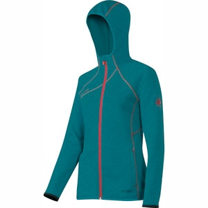 Mammut Get Away Hooded Fleece Jacket - Women's