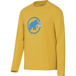 Mammut Logo T-Shirt - Long-Sleeve - Men's