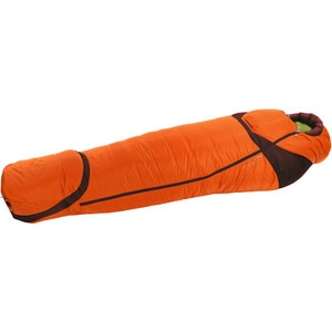 Mammut Altitude EXP Winter Sleeping Bag: -8 Degree Down
