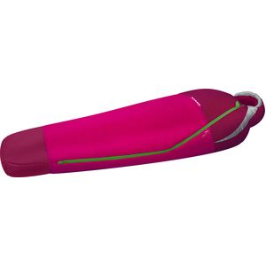 Mammut Kompakt 3-Season Sleeping Bag: 23 Degree Synthetic - Women's