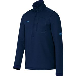 Mammut Runbold ML Half-Zip Pullover - Men's