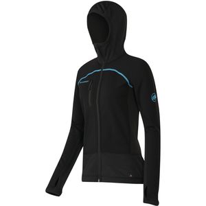 Mammut Aconcagua Pro ML Hooded Fleece Jacket - Women's