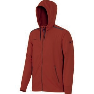 Mammut Trovat ML Full-Zip Hooded Jacket - Men's