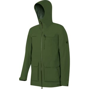 Mammut Trovat Guide HS Hooded Jacket - Men's